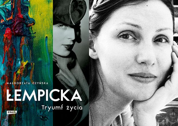 Małgorzata Czyńska, autorka książki 'Łempicka. Tryumf życia' (fot. Materiały prasowe)