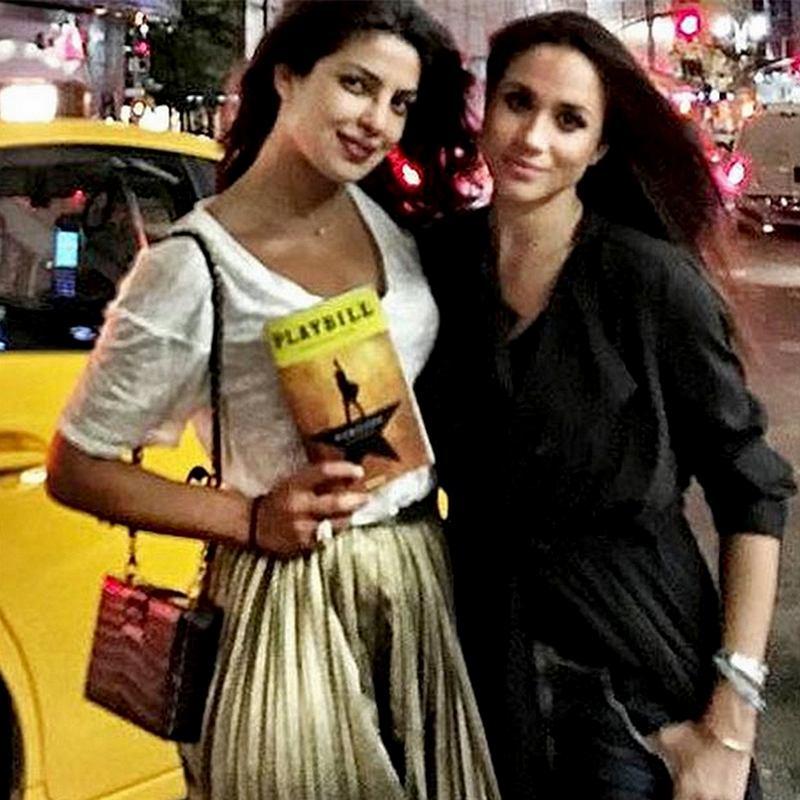 Prianka Chopra i Meghan Markle