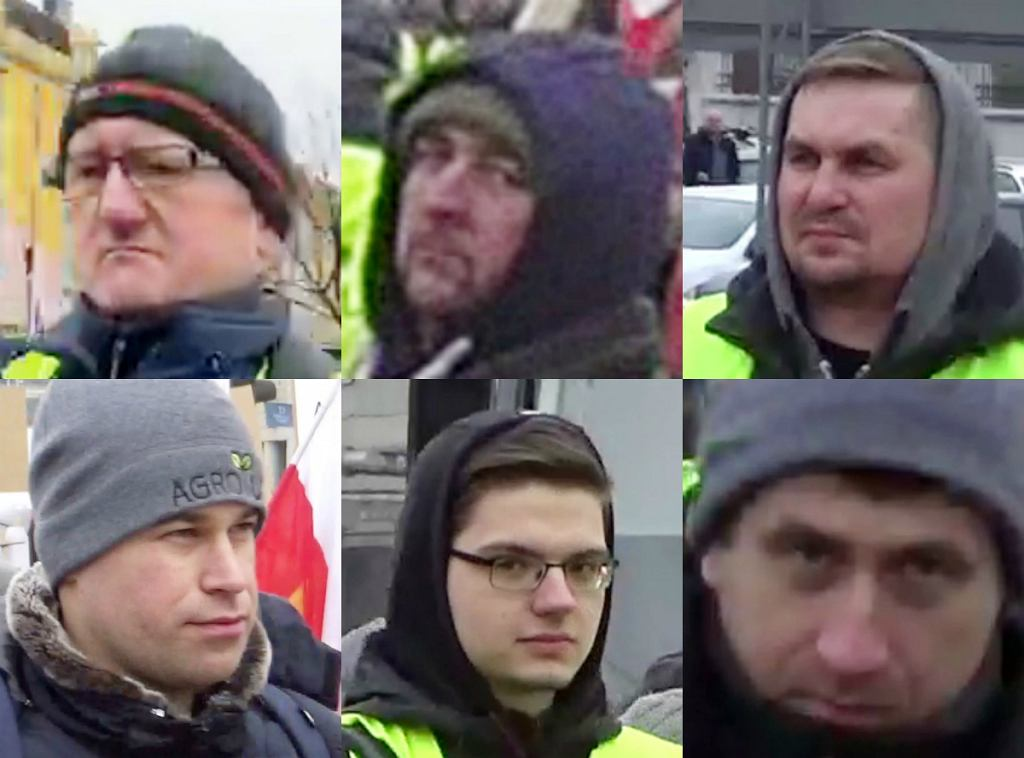 Rolnicy poszukiwani po proteście AGROunii w Warszawie