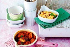 Truskawki, rabarbar, szparagi - przepisy na pełnię sezonu