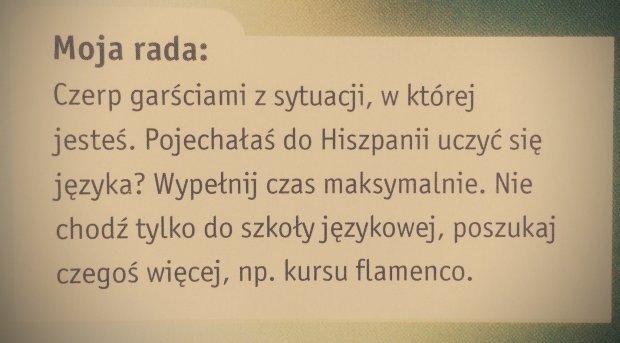Rada z książki Małgorzaty Rozenek