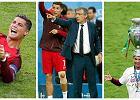 Wszystkie miny Cristiano Ronaldo. To było jego show, choć zagrał tylko 25 minut