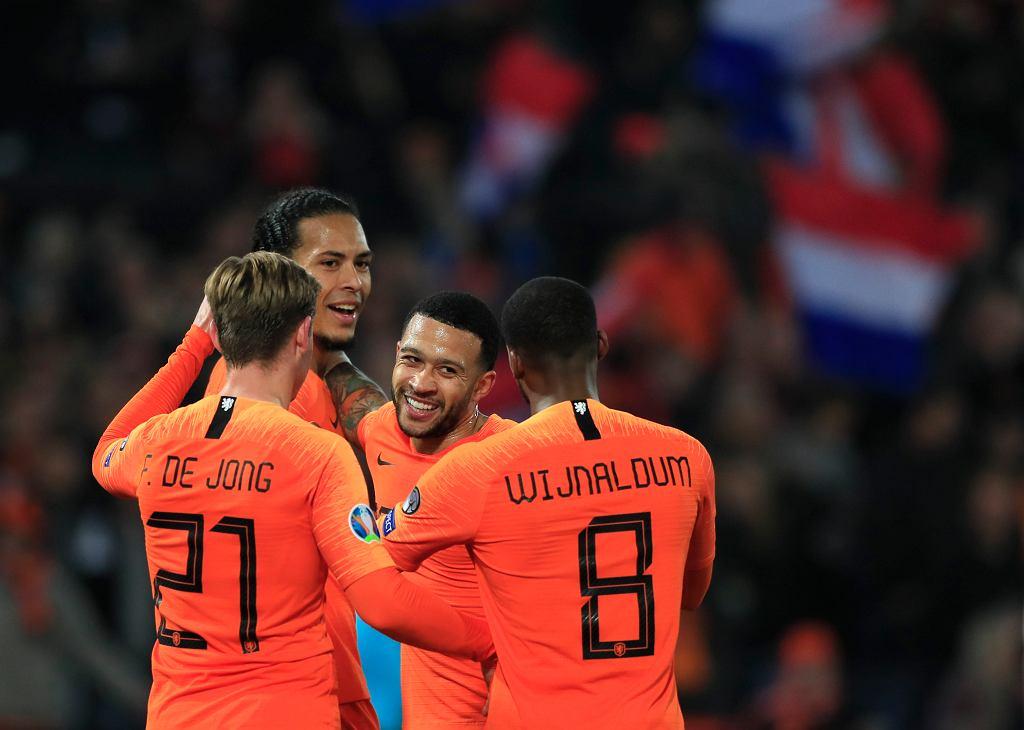 Eliminacje mistrzostw Europy 2020. W szlagierze Holandia zagra z Niemcami
