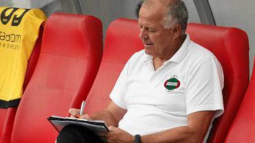 Werner Liczka, trener Radomiaka