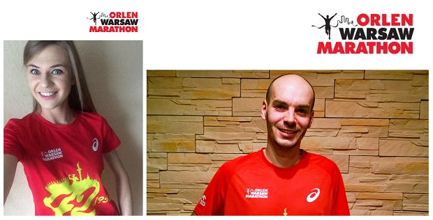 ORLEN Warsaw Marathon - koszulki