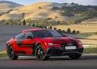 Audi RS7   Autonomiczny samochód bije rekordy