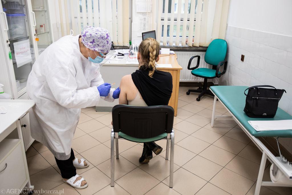 Narodowa akcja szczepienia (zdjęcie ilustracyjne)