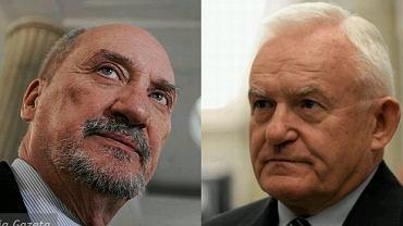 Leszek Miller złożył zawiadomienie do Prokuratury Generalnej ws. Antoniego Macierewicza