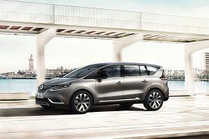 Renault Espace | Akcje techniczne | Francuska nowość do serwisu