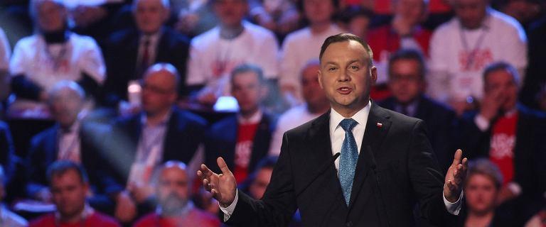 Duda ruszył z kampanią. Kaczyński przypomniał Smoleńsk, Szydło uderzyła w opozycję