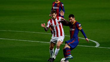 Ronald Koeman przekonywał Leo Messiego do pozostania w Barcelonie.
