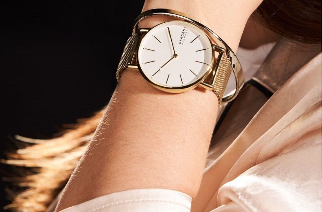 Zegarki duńskiej marki Skagen
