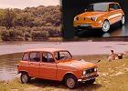 Do elektrycznego Renault 5 dołączy nowy model 4. Oba będą w stylu retro, ale bardzo różne