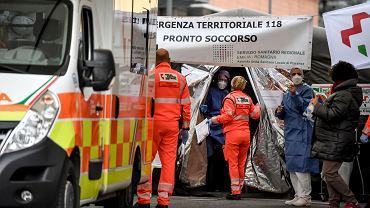 Gwałtowny wzrost zakażeń we Francji i Włoszech, pierwszy przypadek w Irlandii
