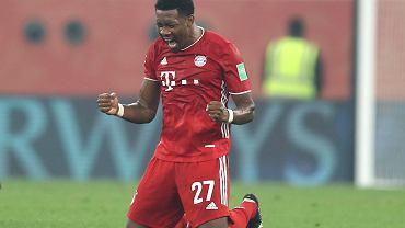 David Alaba otrzymał ofertę od giganta. Zacięta walka o piłkarza Bayernu