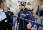 Izraelska policja starła się z wielkanocną procesją palestyńskich chrześcijan