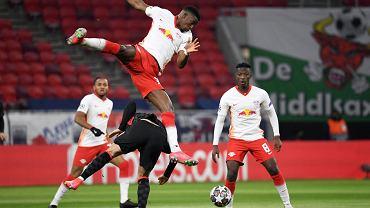 Dwa gole w pięć minut i w starciu Lipsk - Liverpool już wszystko jasne?