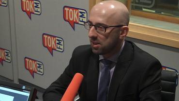 Prezydencki minister Krzysztof Łapiński