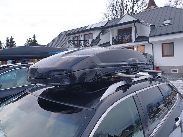 Thule Vector - czy najdroższy box dachowy na rynku jest wart swojej ceny?