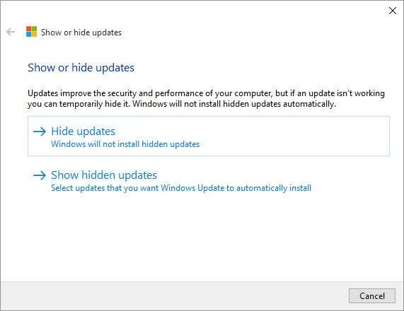 Windows 10 umożliwi blokowanie aktualizacji