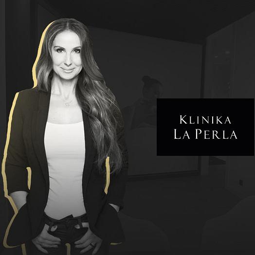 Kalina Ben Sira, Założycielka i Prezes Klinik La Perla