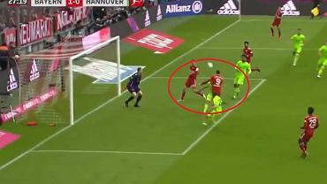 Robert Lewandowski z kolejnym golem w Bundeslidze