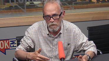 Paweł Kasprzak w TOK FM