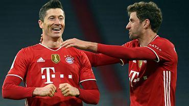 Lewandowski bije rekordy, ale dla Niemców kluczowy piłkarz Bayernu jest inny.