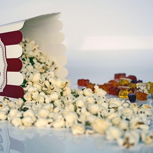 Popcorn i TV