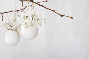 Stroik wielkanocny: pomysły na kreatywne użycie jaj w dekoracji domu