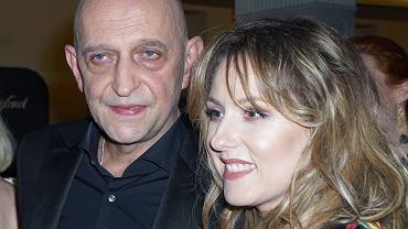 Janusz Chabior i Agata Wątróbska