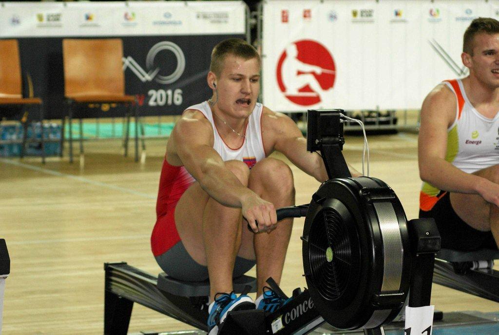 Bartek Donarski, pierwszy mistrz Polski w 2016 roku