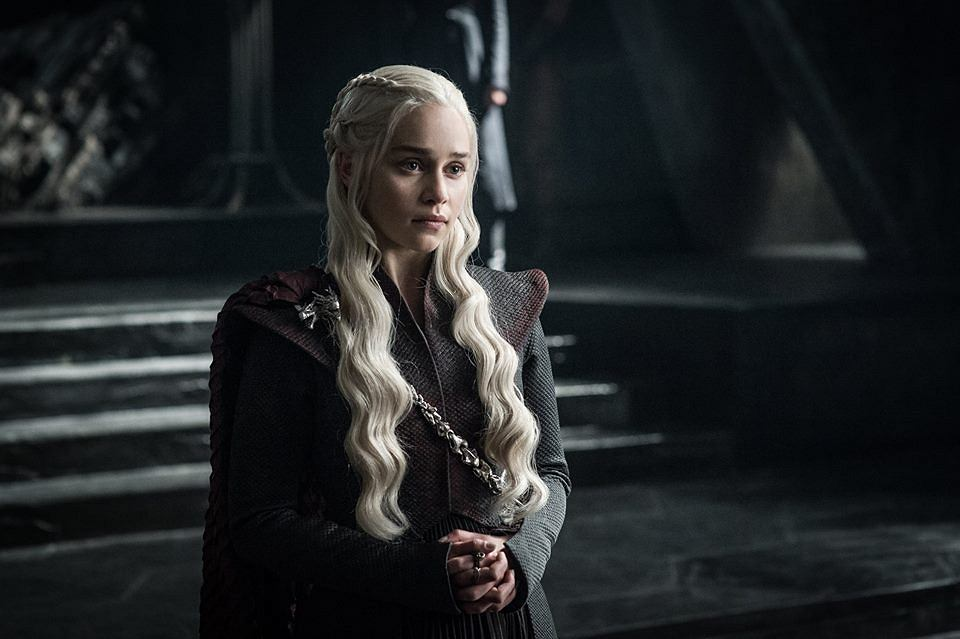 Emilia Clarke - Gra o Tron, 7 sezon
