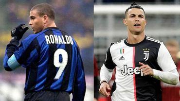 Ronaldo Nazario de Lima oraz Cristiano Ronaldo