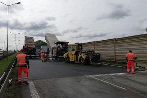 Utrudnienia na autostradzie A4 - od 4 czerwca drugi etap prac na A4 w obrębie PPO Karwiany