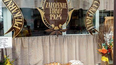 Ostatni dzień działalności piekarni Bigońscy
