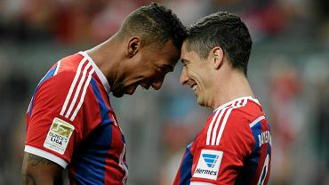 Jerome Boateng i Robert Lewandowski