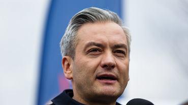Robert Biedroń. Kandydat Lewicy na prezydenta RP
