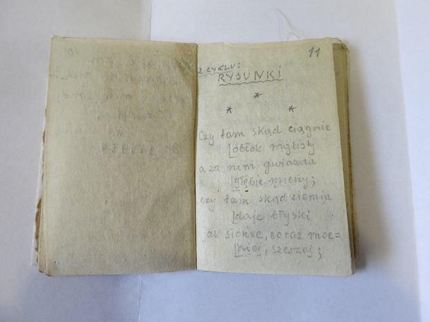 Wiersze Na Papierosowych Bibułkach Ocalone Ze Starobielska