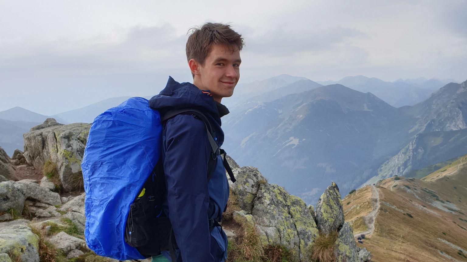 Jarek Brodecki (fot. Katarzyna Brodecka / Archiwum prywatne)