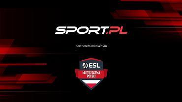 Sport.pl został partnerem medialnym ESL Mistrzostw Polski
