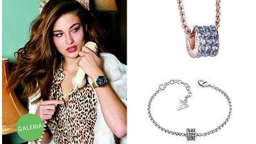 Akcesoria i biżuteria od Guess