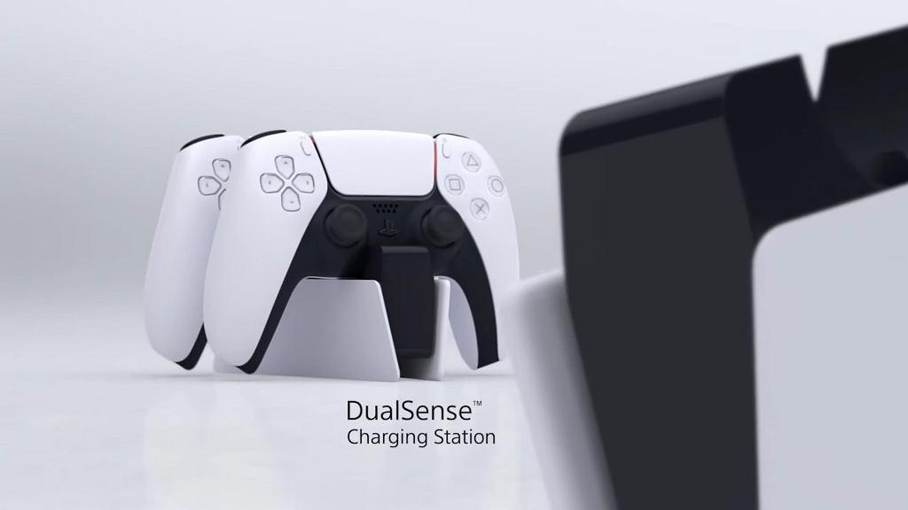 Sony PlayStation 5 - ładowarka do kontrolera