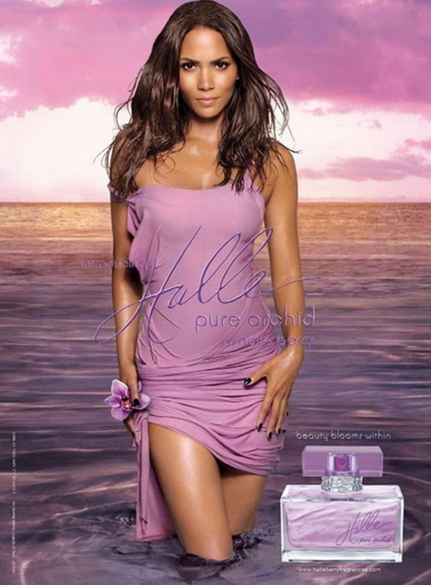 Perfumy Halle Pure Orchid, Halle Berry