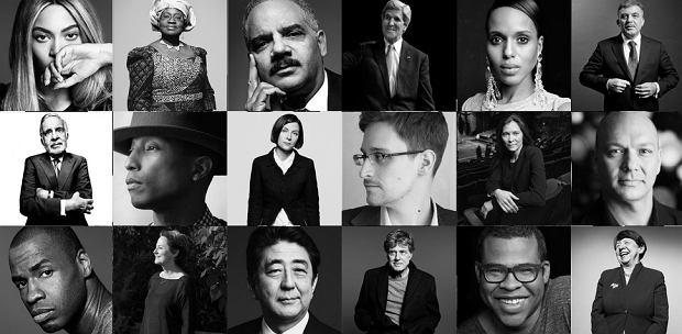 Time ogłosił listę 100 najbardziej wpływowych ludzi świata