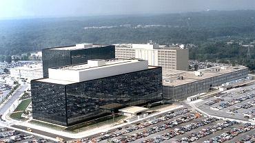 Siedziba NSA w Fort Meade, Maryland, USA