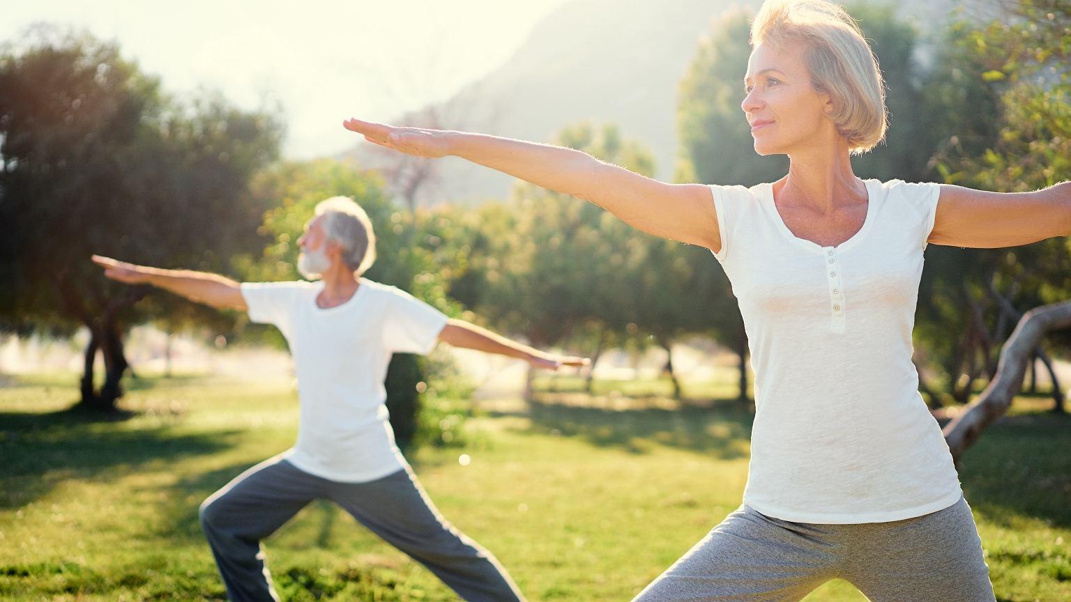 Nigdy nie jest za późno, by zadbać o zdrowy kręgosłup