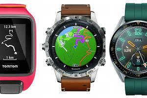 Zegarki triatlonówki - przegląd