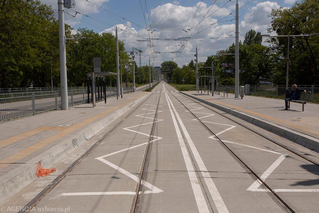 Wrocław. Budowa trasy tramwajowej na Nowy Dwór
