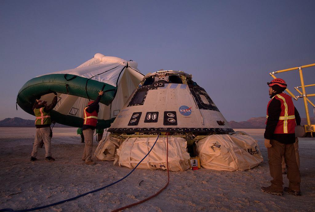Boeing Crew Capsule